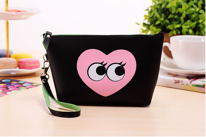Dompet Tas Kosmetik Pouch Make Up Korean Style
